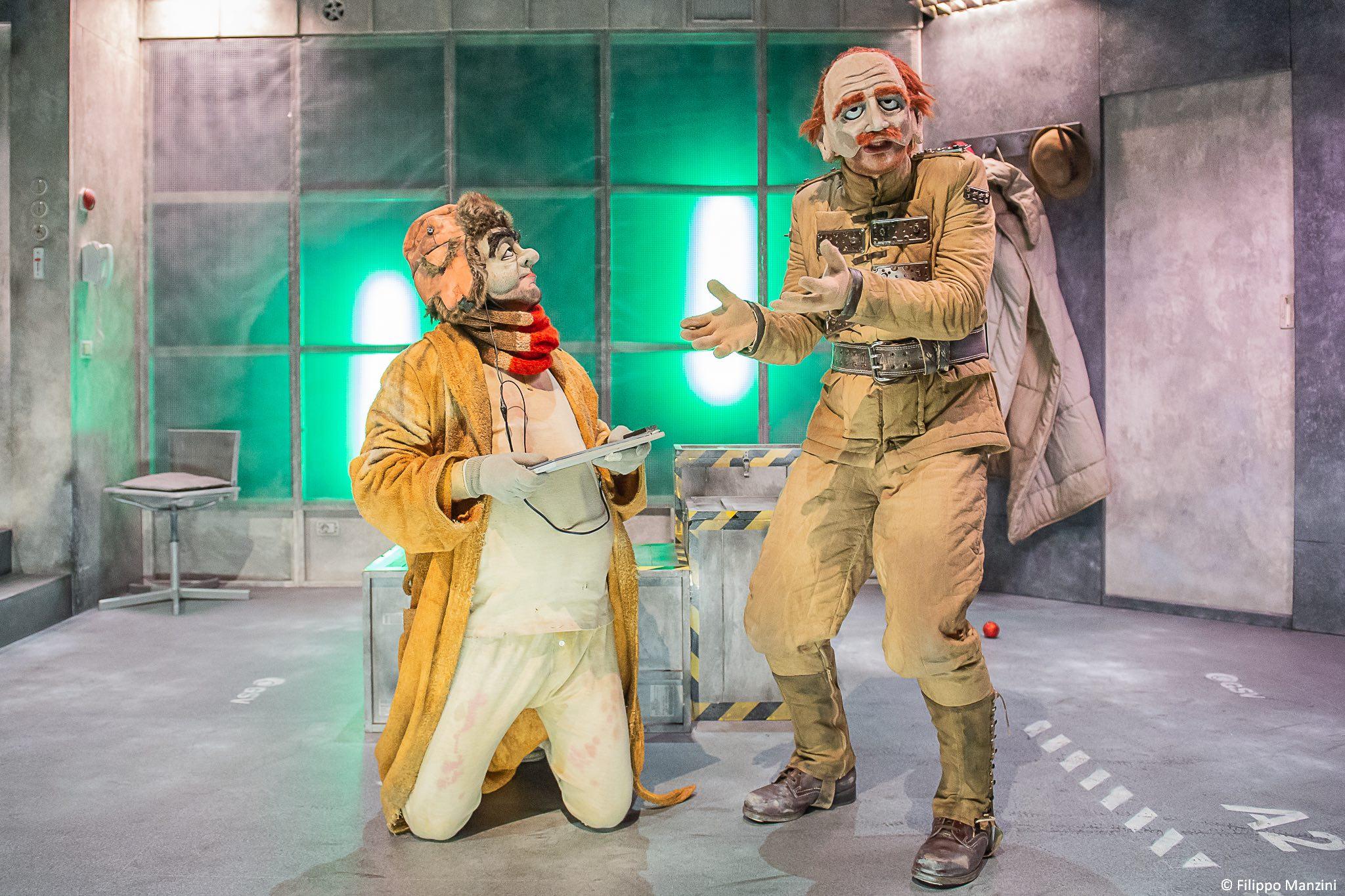 """""""Il tempo rallenta"""", ode alla riflessione nella nuova stagione di prosa 2019-2020 del Teatrodante Carlo Monni"""