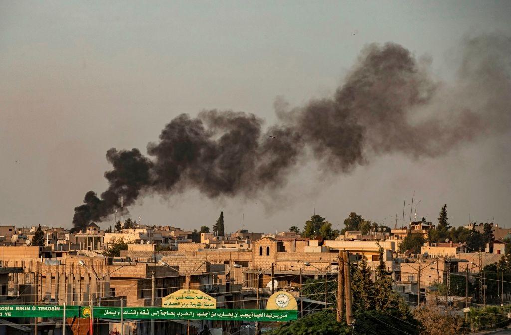L'offensiva militare turca rischia di causare una catastrofe umanitaria