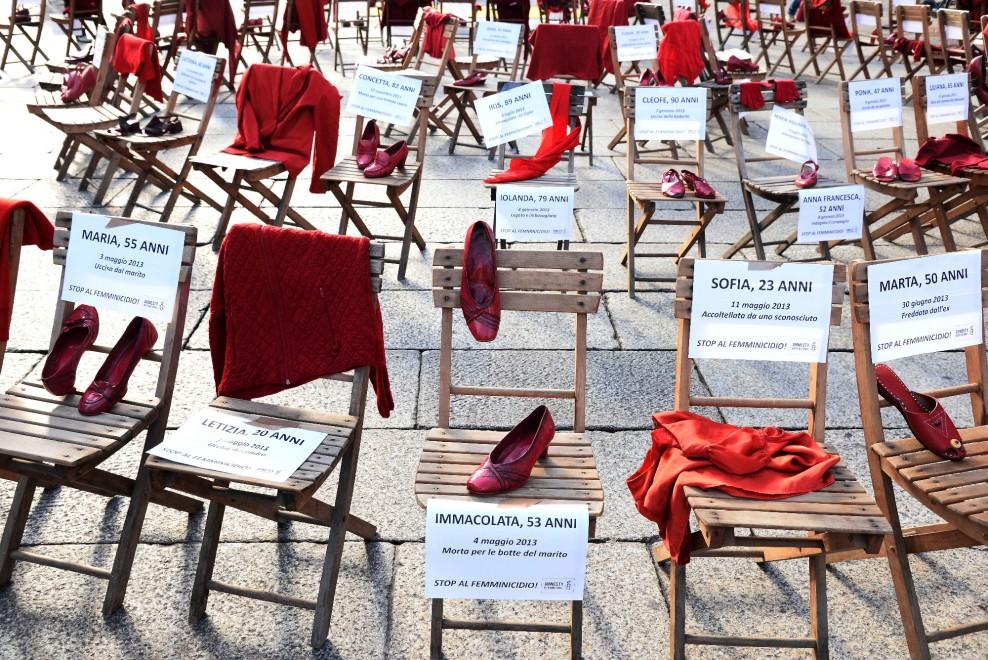 Borgo S. Lorenzo (FI) Giornata mondiale contro la violenza sulle donne: Inaugurazione il 25/11 della Panchina Rossa