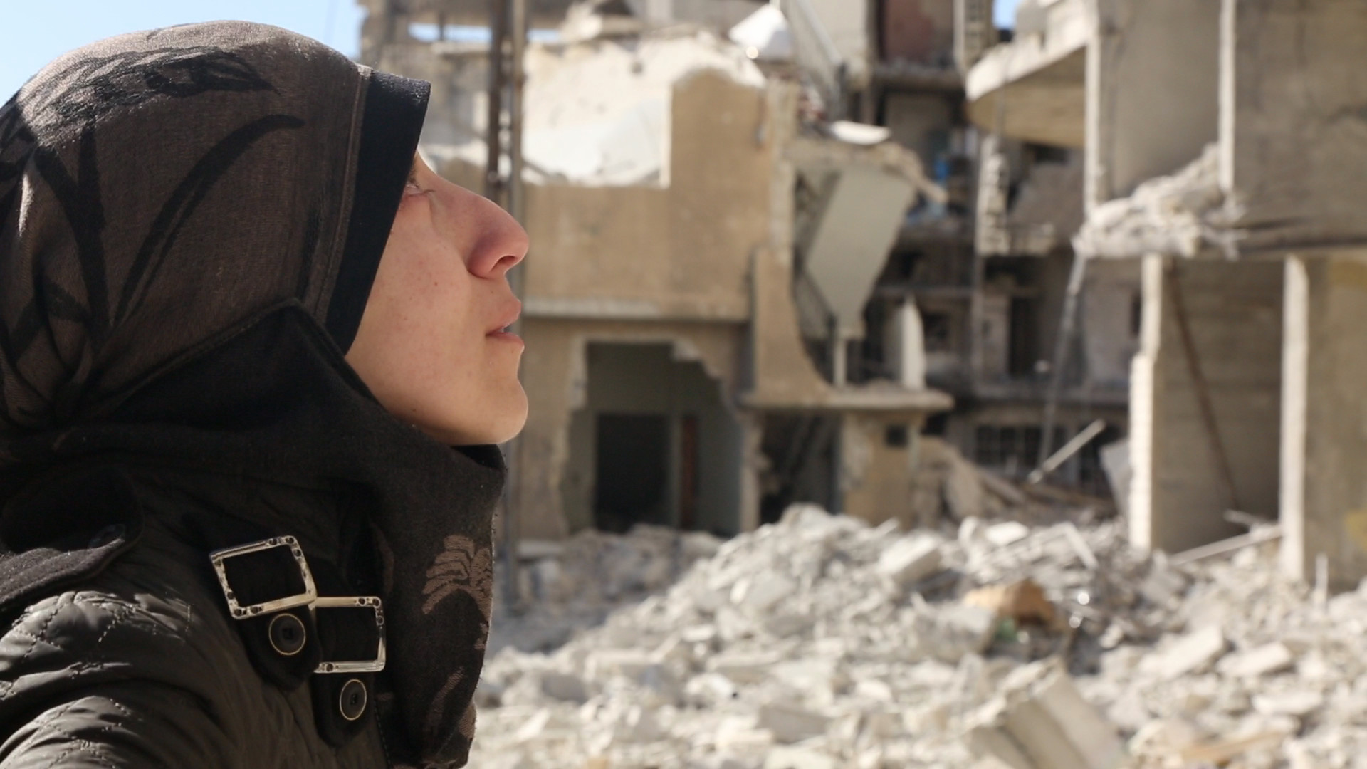 """Firenze: La Siria vista dagli occhi del personale medico dell'ospedale di Ghouta nella 1/a nazionale di """"The Cave"""" al 60/mo Festival dei Popoli"""