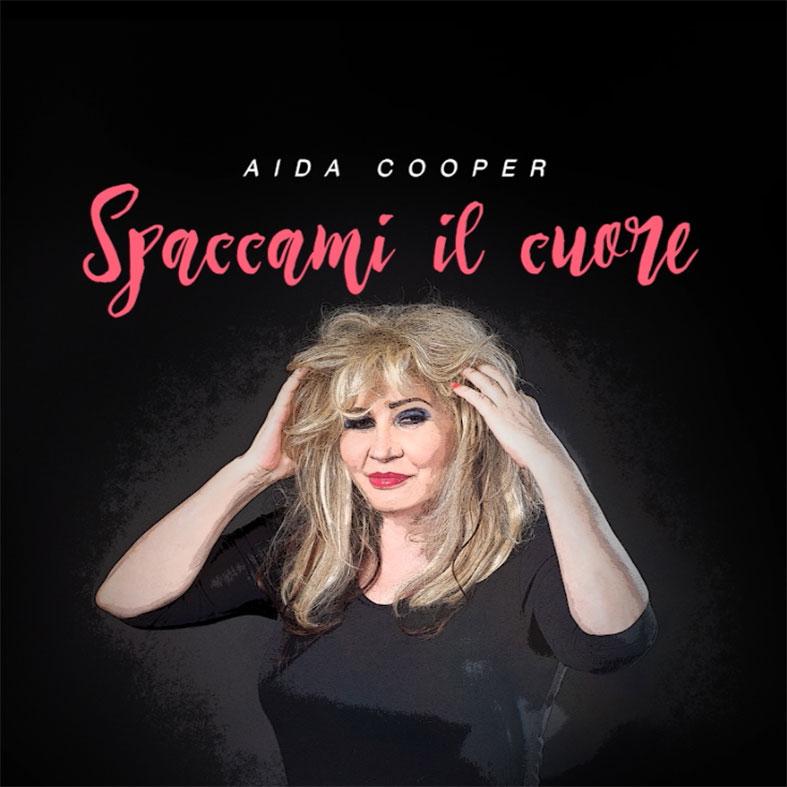 SPACCAMI IL CUORE Aida Cooper nuovo singolo estratto da KINTSUGI Amica Mia l'omaggio a Mia Martini dal 22 NOVEMBRE in RADIO