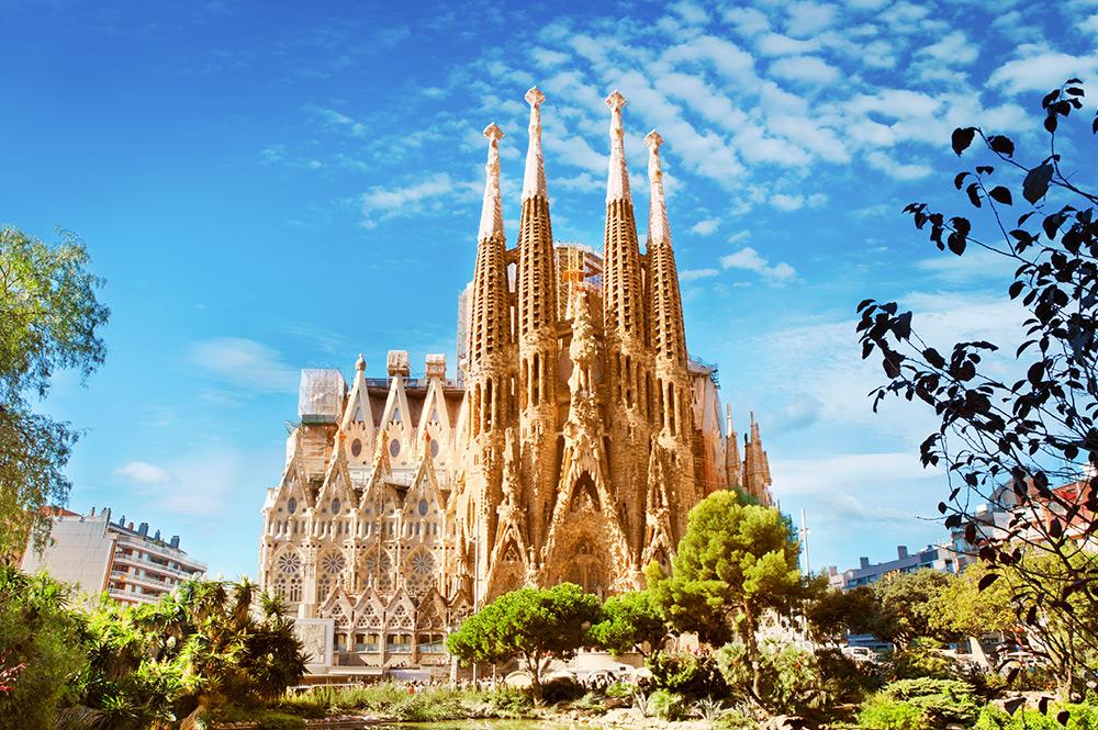 Cinque buoni motivi per visitare Barcellona