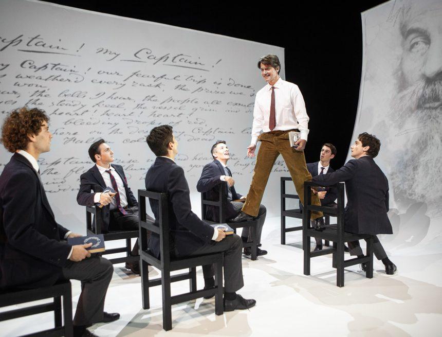 """Firenze: """"L'attimo fuggente"""" al teatrodante Carlo Monni"""