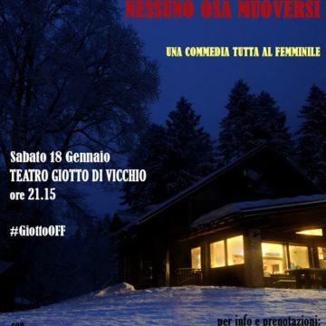 """""""Se ho ben capito…nessuno osa muoversi"""" al teatro Giotto di Vicchio"""