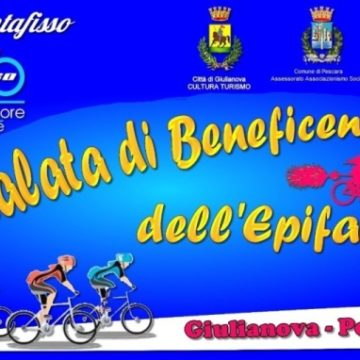 Pedalata di beneficenza dell'Epifania