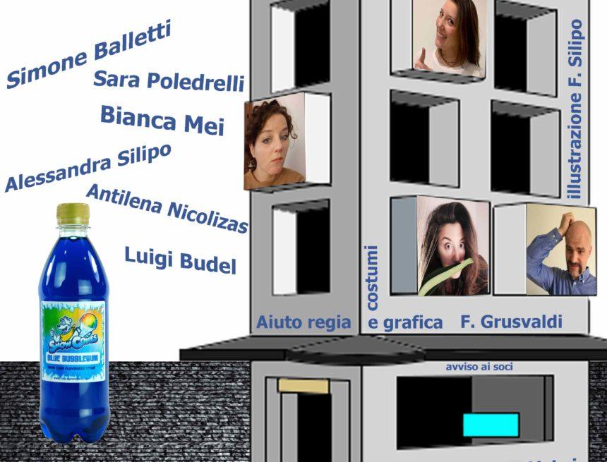 """Roma: """"Nuoce gravemente alla salute"""" al teatro Trastevere"""