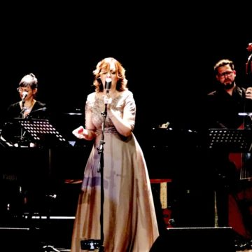 Sylvia Pagni conquista il pubblico di Milano