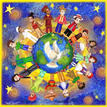 Sempre più a rischio la pace nel mondo