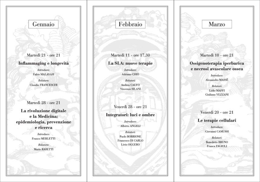 Torino: Sla nuove terapie