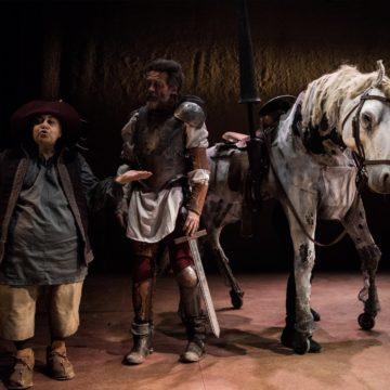 """Firenze: Alessio Boni e Serra Yilmaz protagonisti di  """"Don Chisciotte"""", sul palco del Teatrodante Carlo Monni, stasera alle ore 21"""