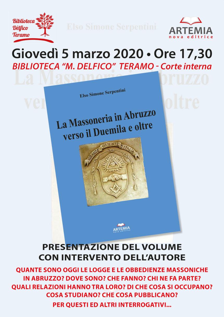La Massoneria in Abruzzo verso il Duemila e oltre