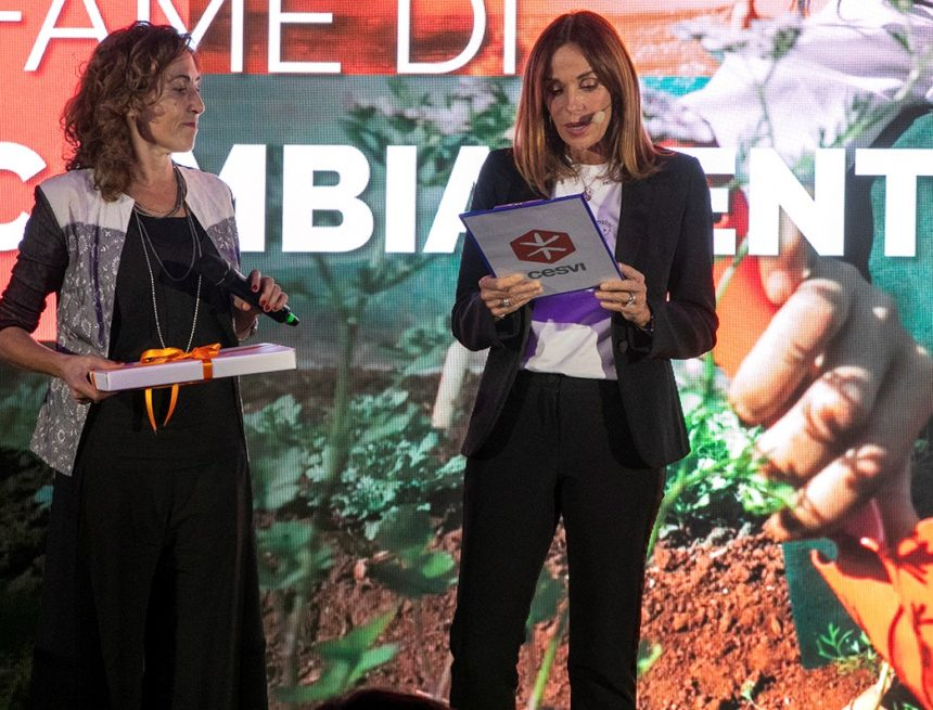 Coronavirus: Cesvi sostiene Milano e Bergamo insieme a Cristina Parodi
