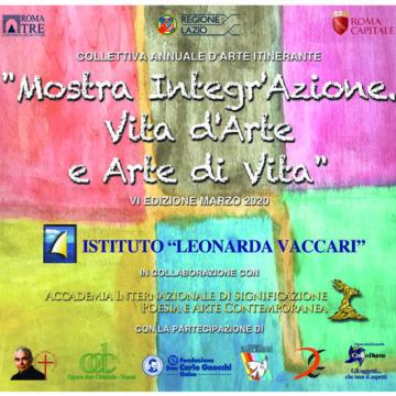 Mostra Integr'Azione: Vita d'Arte e Arte di Vita
