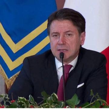 Conte in Senato: per l'Italia una prova durissima