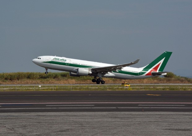#CORONAVIRUS: APPELLO DELL'ANFE ALL'ALITALIA