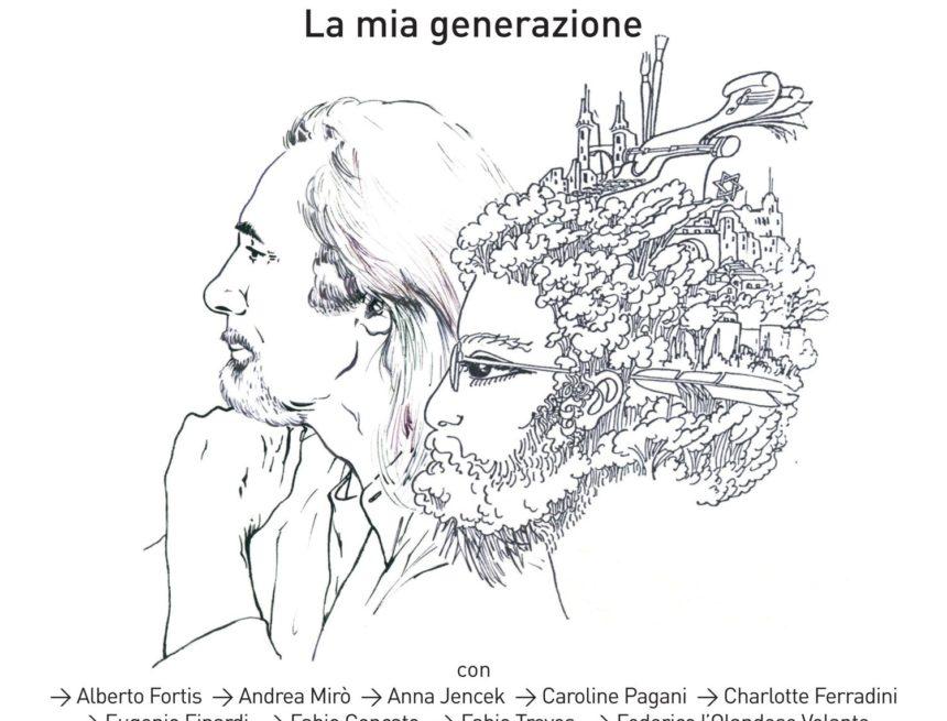 """""""La mia generazione"""" Marco Ferradini canta Herbert Pagani"""