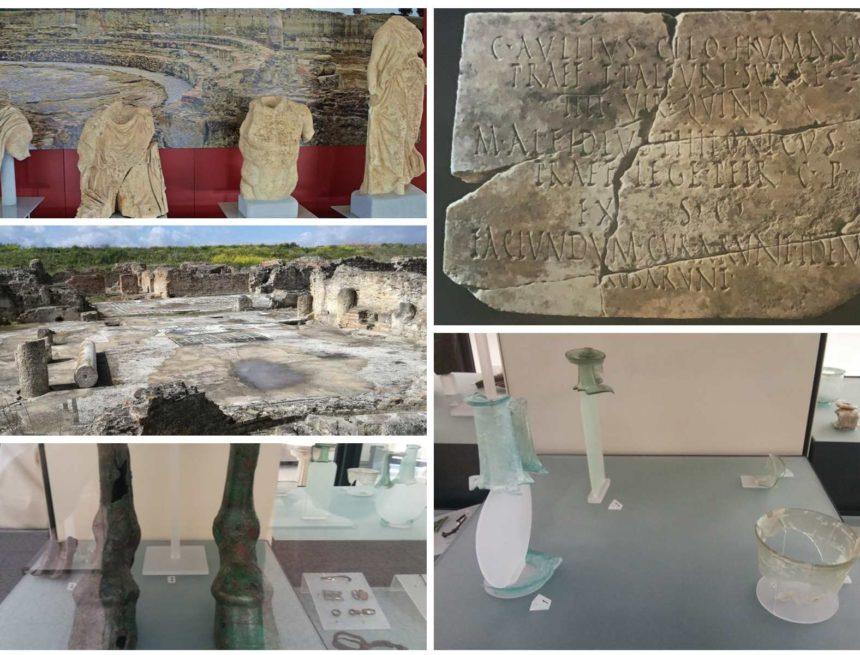 In Calabria Anniversario del Dies Natalis di Roma risalente al 753 a.C.