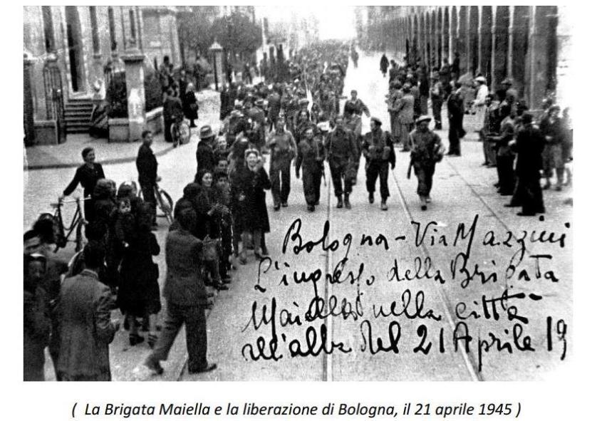 """Il """"Gruppo Patrioti della Maiella"""""""