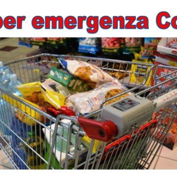 A Pescara: Aiuti per emergenza Covid-19