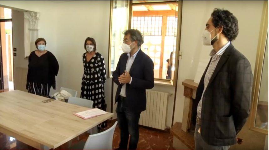 Pescara: Immobili sequestrati alla criminalità. Oggi la prima consegna al primo gruppo di #SenzaFissaDimora