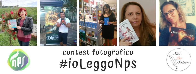 """""""NATI PER SCRIVERE"""" LANCIA IL CONTEST FOTOGRAFICO #IOLEGGONPS"""