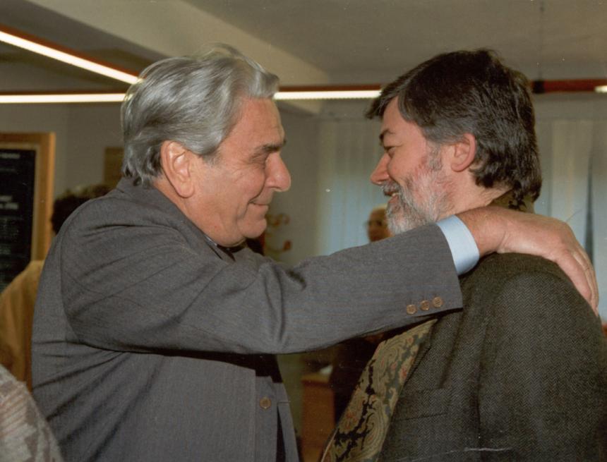 Musica: Cofferati, grazie a Piero Farulli, per la prima volta il congresso del sindacato fu aperto con l'inno nazionale