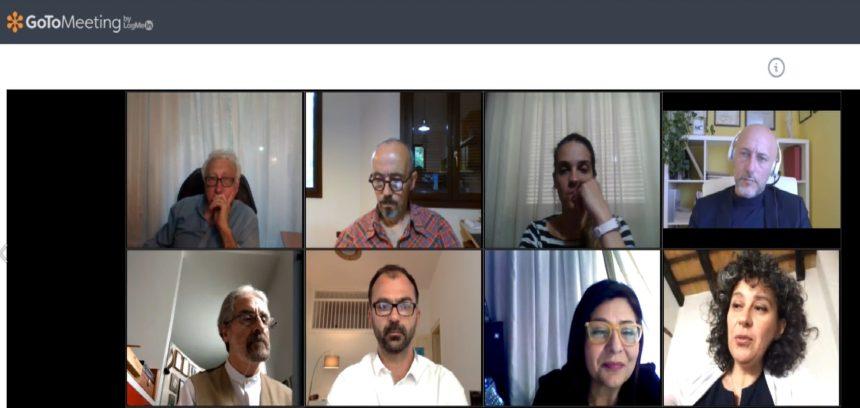 #iorestoacasaconlabioarchitettura: grande successo per il webinar su Ecologia ed Economia con gli On. Pellegrino e Fioramonti. Il prossimo incontro oggi alle 19.00