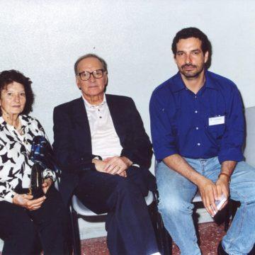 Ricordo di Ennio Morricone: Musica e colori in condivisione