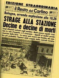 40 anni fa la strage di Bologna. Per non dimenticare